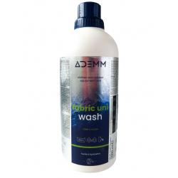 Ošetrovací prípravok na textil ADEMM-Fabric Uni Wash 1000 ml, CZ/SK/HU/PL