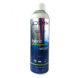 Ošetrovací prípravok na textil ADEMM-Impregnation Wash 250 ml, CZ/SK