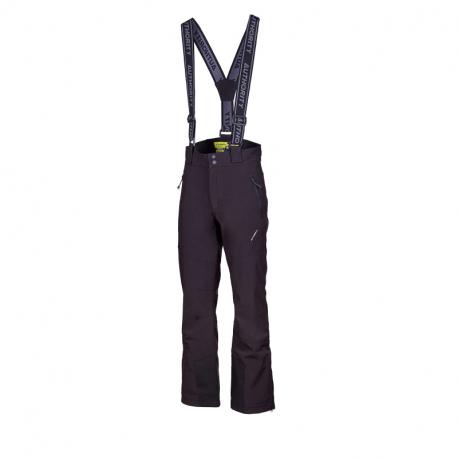 Pánské lyžařské softshellové kalhoty AUTHORITY-NUSKO_DS Black