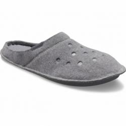 Pantofle (domácí obuv) CROCS-Classic Slipper charcoal / charcoal