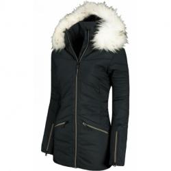 Dámska lyžiarska bunda NORTHFINDER-IRNES-black