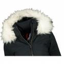 Dámská lyžařská bunda NORTHFINDER-IRNES-black -