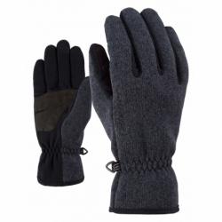 Dětské lyžařské rukavice ZIENER-LIMAGIOS JUNIOR glove multisport Black