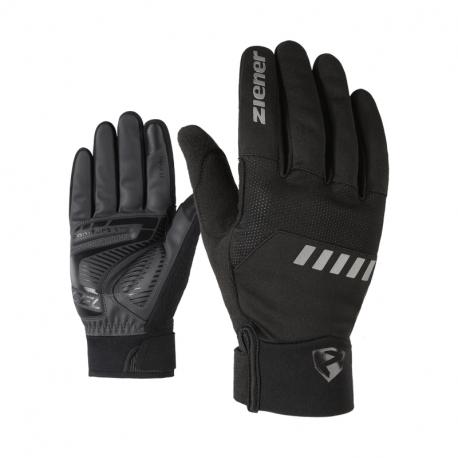 Pánské lyžařské rukavice ZIENER-DALLEN TOUCH bike rukavice