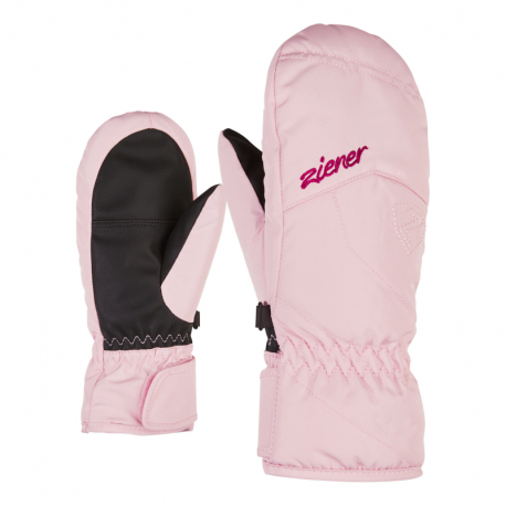 Juniorské lyžařské rukavice ZIENER-LAYOTA PR Mitten GIRLS glove junior