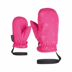 Dětské lyžařské rukavice ZIENER-Lalla MINIS glove Pink