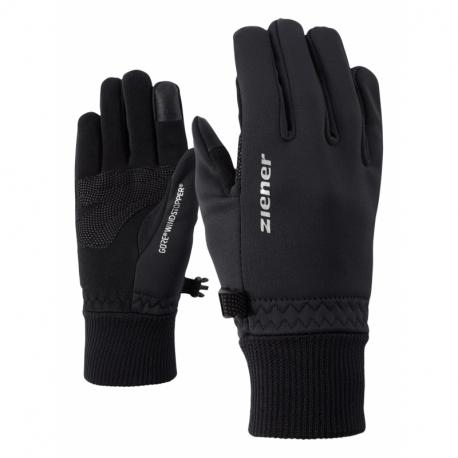 Detske lyžiarske rukavice ZIENER-LIDEALIST GTX INF TOUCH JUNIOR glove multisport