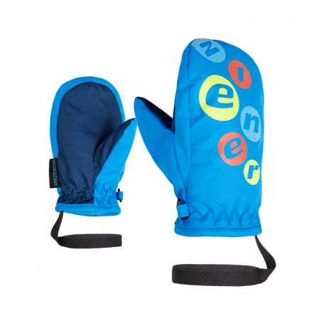 Dětské lyžařské rukavice ZIENER-Lalla MINIS glove Blue