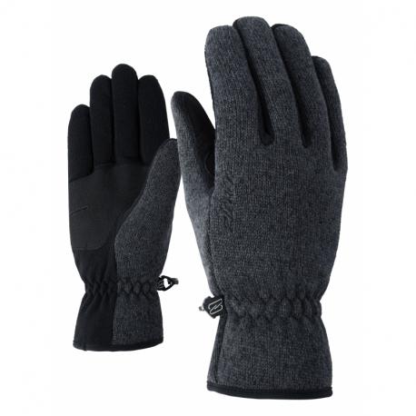 Dámské lyžařské rukavice ZIENER-IMAGIANA LADY glove multisport Black
