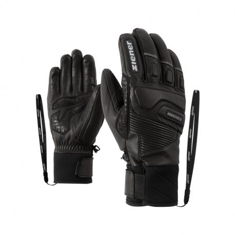 Pánské lyžařské rukavice ZIENER-GISOR AS (R) glove ski alpine 201010