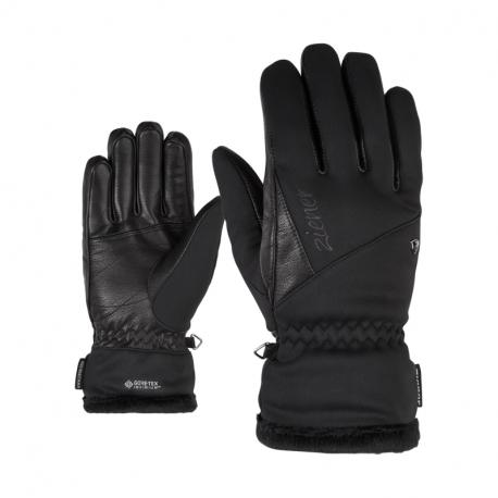 Dámské lyžařské rukavice ZIENER-IRDA GTX INF PR LADY glove multisport
