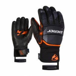 Pánské lyžařské rukavice ZIENER-GLADIR AS (R) AW glove race