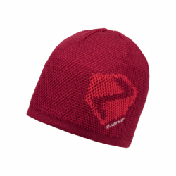 Juniorská zimní čepice ZIENER-Ilham junior hat Red