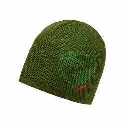 Juniorská zimní čepice ZIENER-Ilham junior hat Green