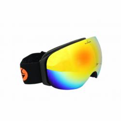 Lyžařské brýle BLIZZARD-Ski Gog. 999 MDAVZSWO, black matt, gray2, silver mirror