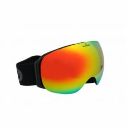 Lyžiarske okuliare BLIZZARD-Ski Gog. 999 MDAVZSWO, white shiny, smoke2, silver mirror