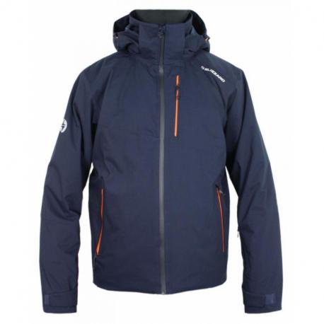 Pánska lyžiarska bunda BLIZZARD-Ski Jacket Blow, navy blue