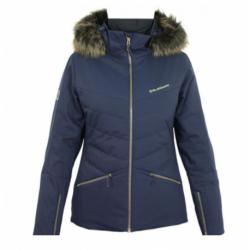 Dámska lyžiarska bunda BLIZZARD-Viva Ski Jacket Grace, navy blue