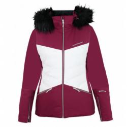 Dámska lyžiarska bunda BLIZZARD-Viva Ski Jacket Grace, white/purple