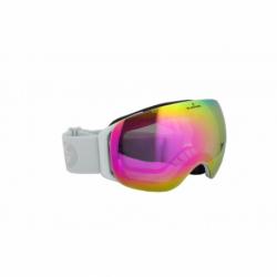 Lyžařské brýle BLIZZARD-Ski Gog. 999 MDAVZSPFO, white shiny, amber2, pink revo