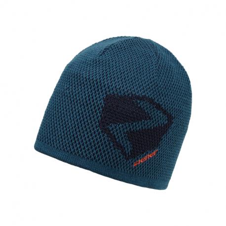 Juniorská zimná čiapka ZIENER-ILHAM junior hat Blue