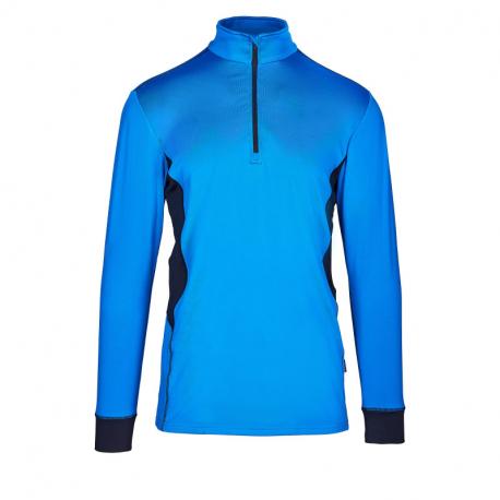 Pánské triko s dlouhým rukávem AUTHORITY-DRY-T M I_DS Blue