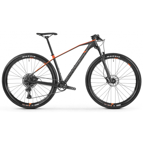 Horský bicykel MONDRAKER-Chrono Carbon, carbon/orange/grey, 2021
