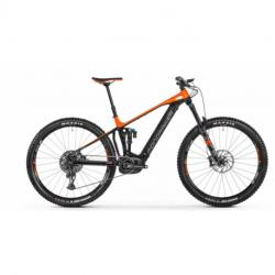 Horské kolo Mondraker-Crafty R, black / orange, 2021