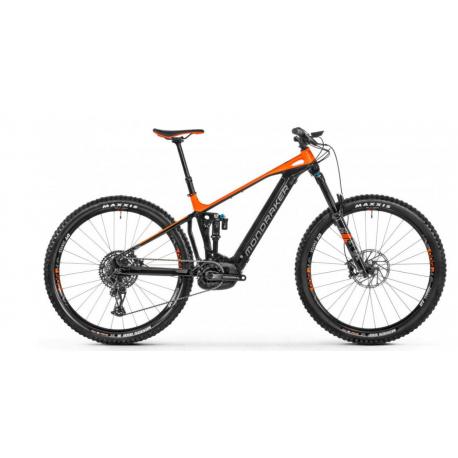 Horský bicykel MONDRAKER-Crafty R, black/orange, 2021