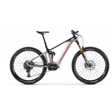 Horské kolo Mondraker-Crafty RR, silver / black / red, 2021