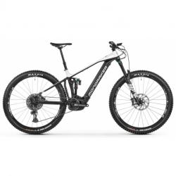 Horské kolo Mondraker-Crafty R, black / white, 2021