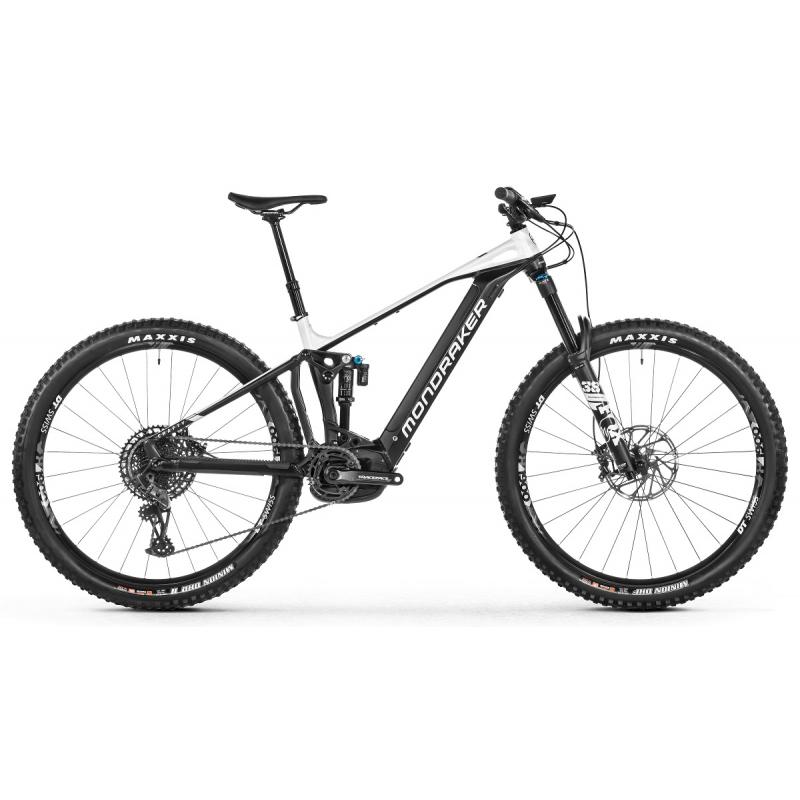 MONDRAKER-Crafty R, black/white, 2021 Čierna M