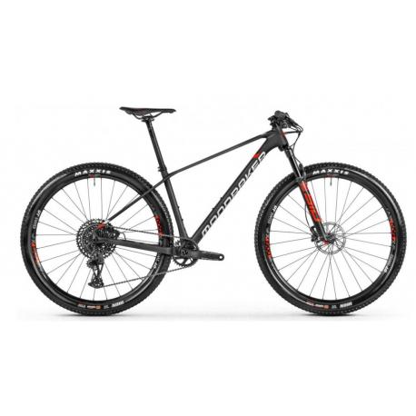 Horský bicykel MONDRAKER-Podium Carbon, carbon/white/red, 2021