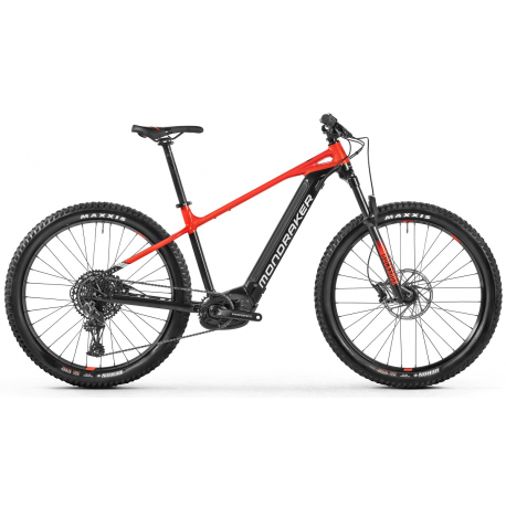 Horský bicykel MONDRAKER-Prime, black/red, 2021
