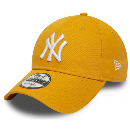 Šiltovka NEW ERA-940 MLB League essential NEYYAN Yellow