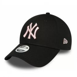Dámská kšiltovka NEW ERA-940W MLB League essential NEYYAN Black