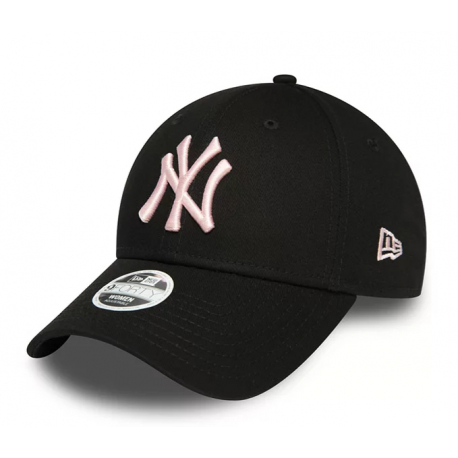 Dámska šiltovka NEW ERA-940W MLB League essential NEYYAN Black