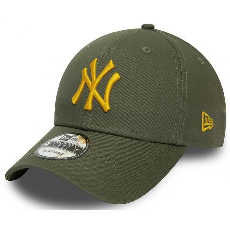 Šiltovka NEW ERA-940 MLB League essential NEYYAN Green