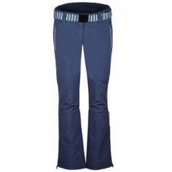 Dámské lyžařské softshellové kalhoty FUNDANGO-Galena-482-moonlight