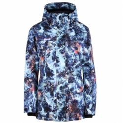 Dámská lyžařská bunda FUNDANGO-Poplar-440-blueberry