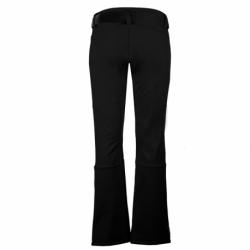 Dámske lyžiarske softshellové nohavice FUNDANGO-Galena-890-black HX
