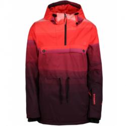 Dámská lyžařská bunda FUNDANGO-Birch-354-sugar coral