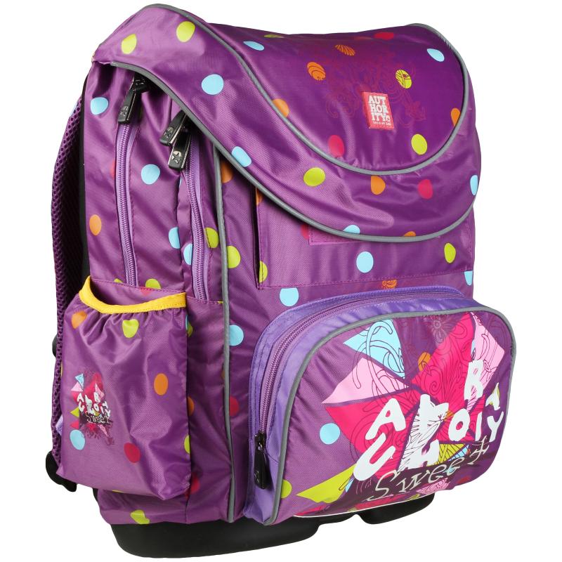 2fe4ac8361 Školský ruksak AUTHORITY-Schoolbag Baggy G -