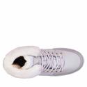 Dámske zimné topánky členkové AUTHORITY-Bella grey -