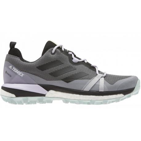Dámska turistická obuv nízka ADIDAS-Terrex Skychaser LT GTX grefou/cblack/grntnt