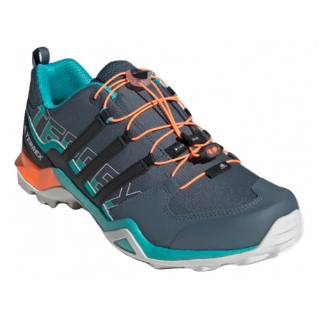 Pánska turistická obuv nízka ADIDAS-Terrex Swift R2 leblue/cblack/sgnora