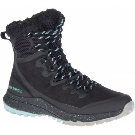 Dámská vycházková obuv MERRELL-Bravada Polar WTPF black