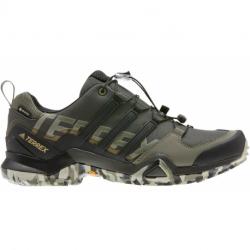 Pánska turistická obuv nízka ADIDAS-Terrex Swift R2 GTX learth/cblack/feagrey (EX)