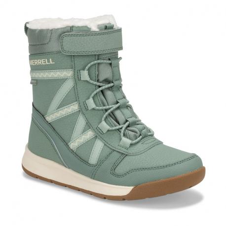 Dětské zimní boty vysoké MERRELL-Snow Crush 2.0 WTPF laurel