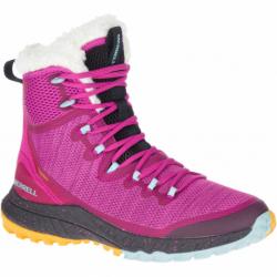Dámske zimné topánky vysoké MERRELL-Bravada Knit Polar WTPF fuchsia